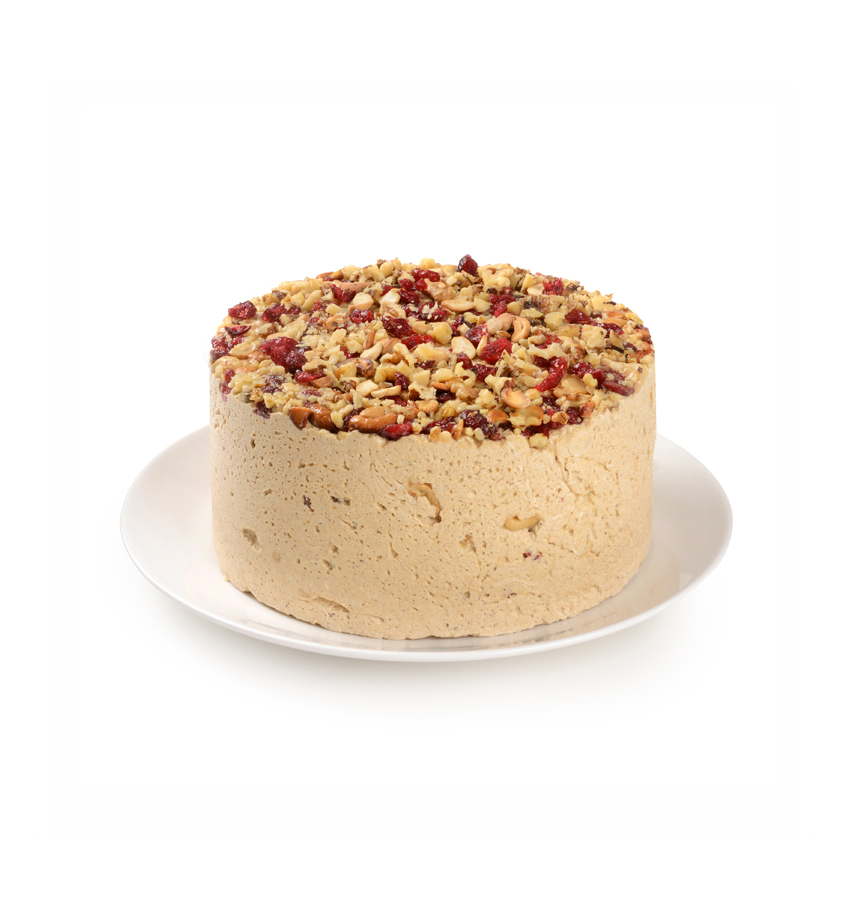Soft Halva With Dried Fruits – 3kg