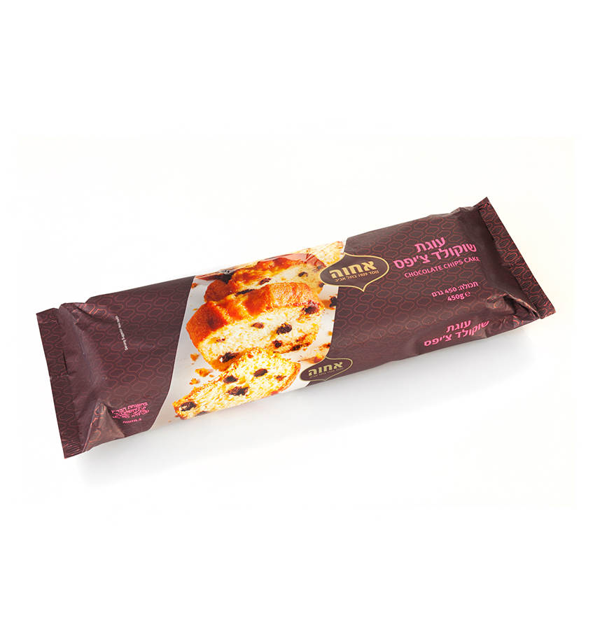 Chocolae Chips Cake – 450gr