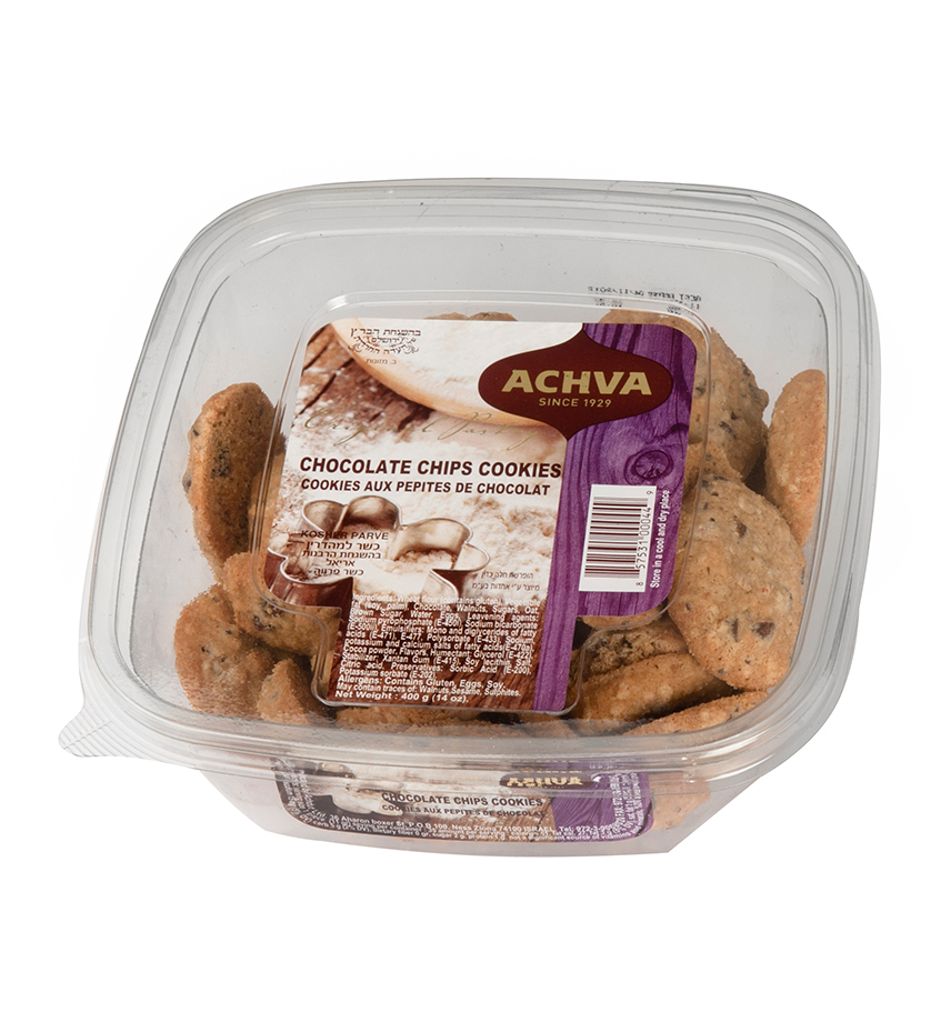 Chocolate ChIps Cookies – 400gr
