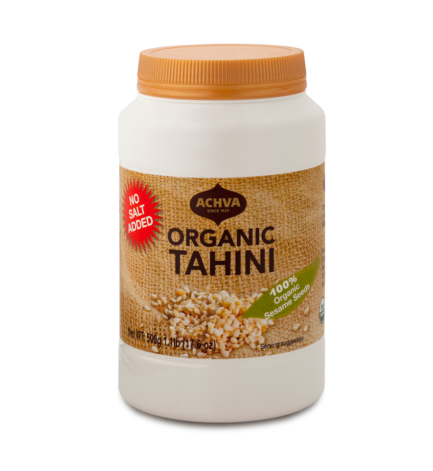 Organic Tahini – 500gr