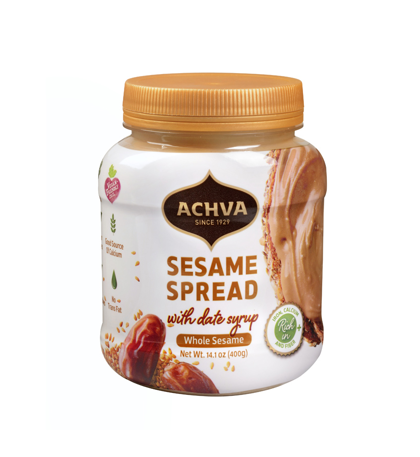 Sesame Spread With Date Syrup – 400gr
