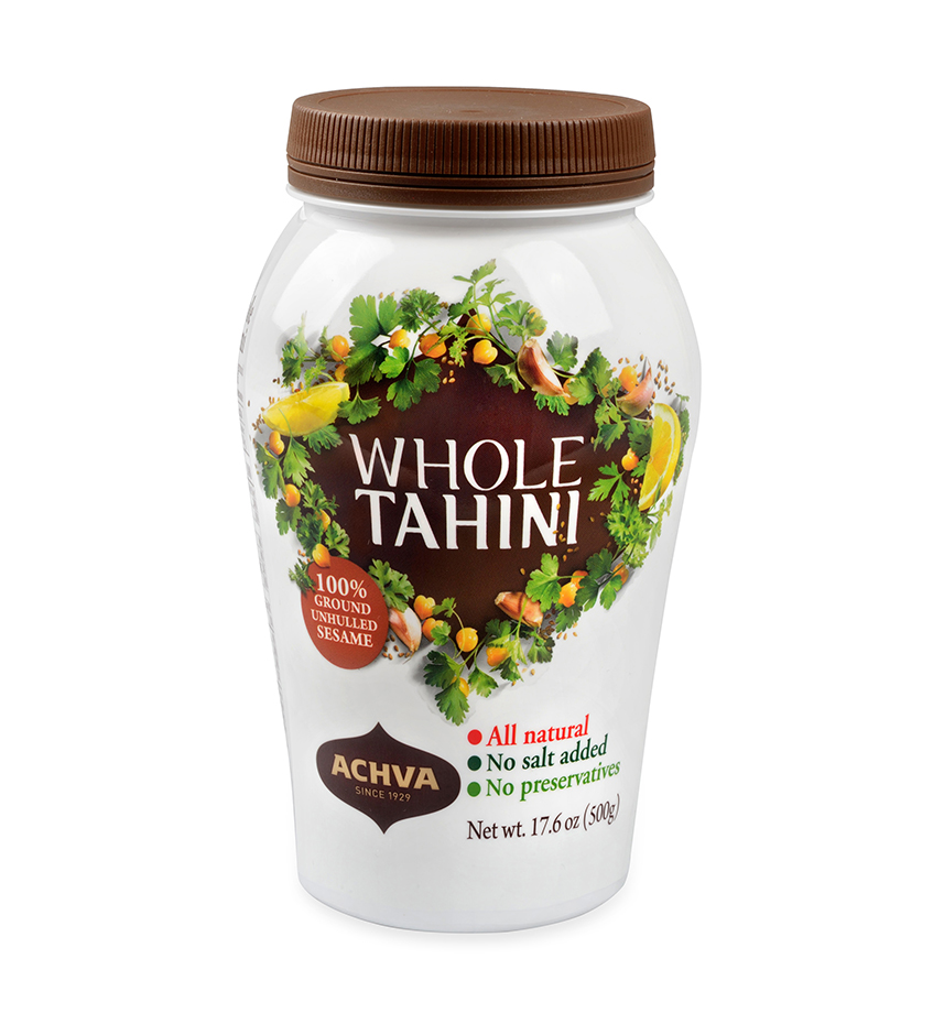 Whole Tahini – 500gr